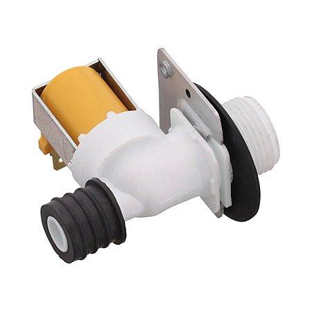 Válvula Entrada Simples Compatível Lavadora Consul Cwe06 Cwc22 Bwc07 110V