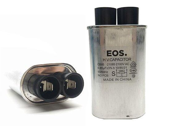 Capacitor Microondas 0.85Uf X 2100Vac