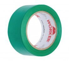 Fita Isolante 19Mm X 10 Mts Verde Worker