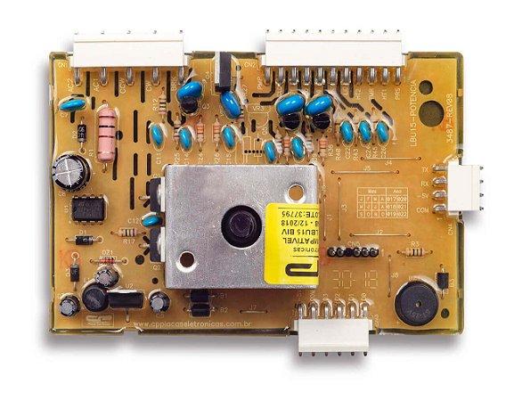 Placa Compatível Lavadora Electrolux Lbu15 Bivolt 70200963