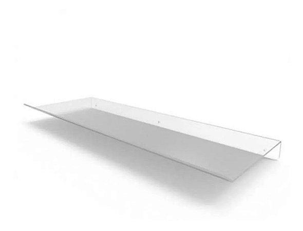 Defletor De Acrilico 30000 A 36000 Btus 118 X 46 Cm