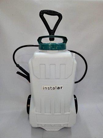 Maquina Limpeza Ar Condicionado 16 Litros 110Psi Bivolt Com Carrinho