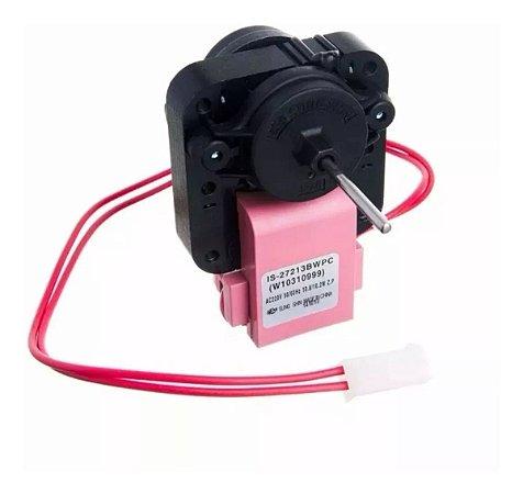 Motor Ventilador Compatível Refrigerador Brastemp Consul w10310999 220v