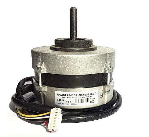 Motor Ventilador Da Evaporadora Lg 36000/54000 Eau62124101