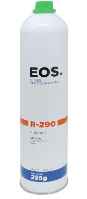 Refrigerante R290 Eos Cilindro De 295G