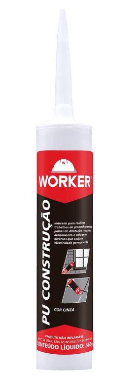 Silicone Pu Construção Cinza Worker