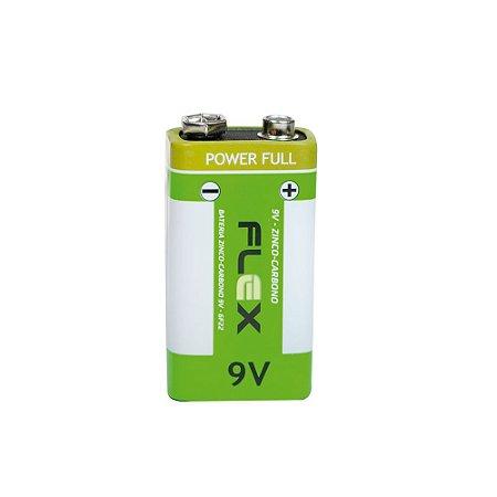 Bateria 9 Volts Flex