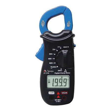 Alicate Amperimetro Minipa ( Mini)