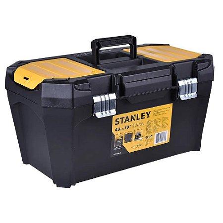 """Caixa Ferramenta Plástica 19"""" Empalhável Stanley"""