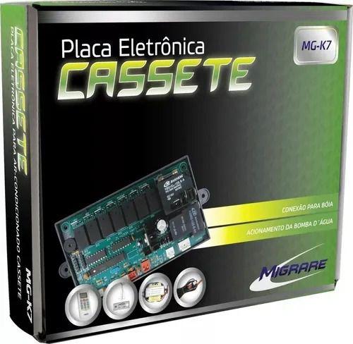 Placa Eletrônica Cassete Universal Mg-k7