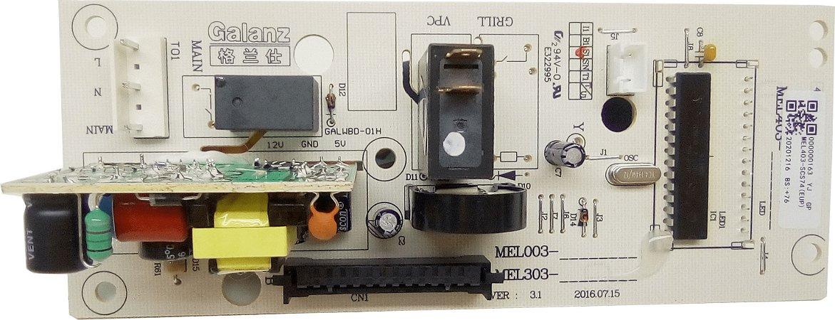 Placa Microondas Original Consul CM020A  CMA20  220V