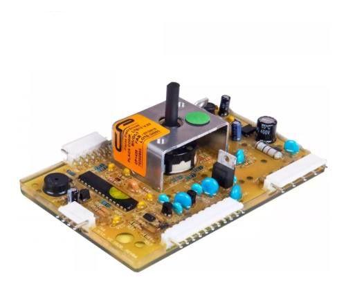 Placa Compatível Lavadora Electrolux Lte12 Versão 2 Bivolt