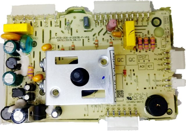 Placa Original Lavadora Electrolux Lac16 Lap16 Bivolt