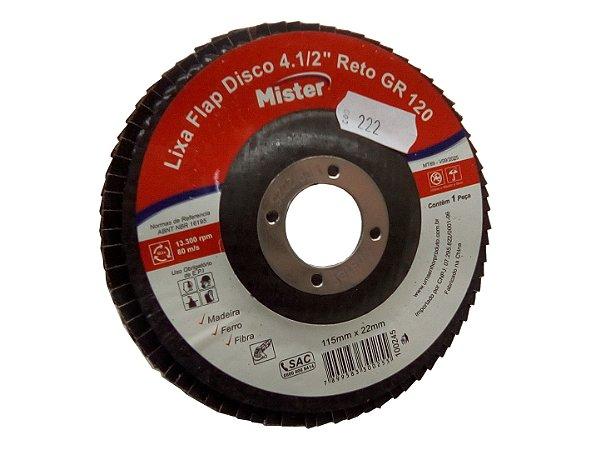 Lixa Flap 4,5 Reto Gr 120 Mister