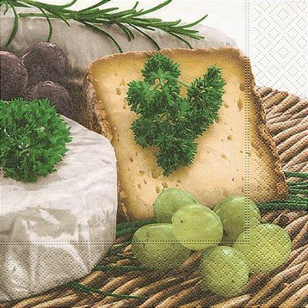 Guardanapo Teste of Cheese - Paper Design