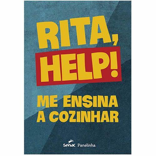 Rita Help me ensina a cozinhar