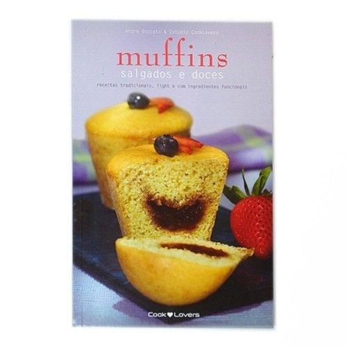 Muffins salgados e doces