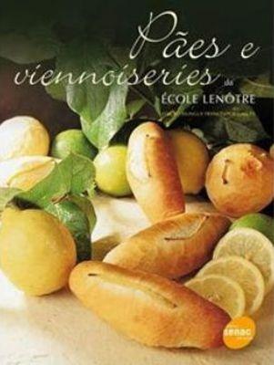 Pães e viennoiseries da École Lenôtre