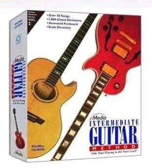 Metodo De Guitarra E-media Eg04021 Guitar Method 2