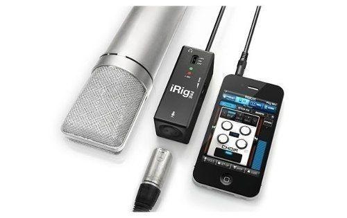 Ik Multimedia Irig Pre Amplificador Microfone