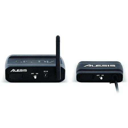Sistema Para Microfone Sem Fio Alesis Guitar Link Wireless