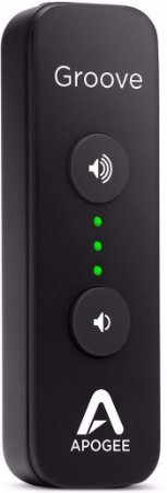 Amplificador De Headphone Usb P/ Mac E Windows Apogee Groove