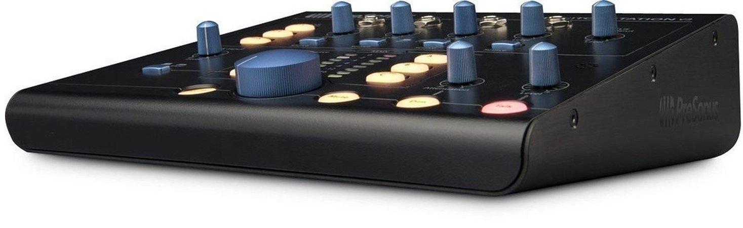 Controlador De Audio Presonus Monitor Station V2