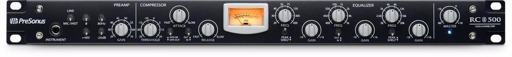 Presonus Rc 500 Pre Amplificador