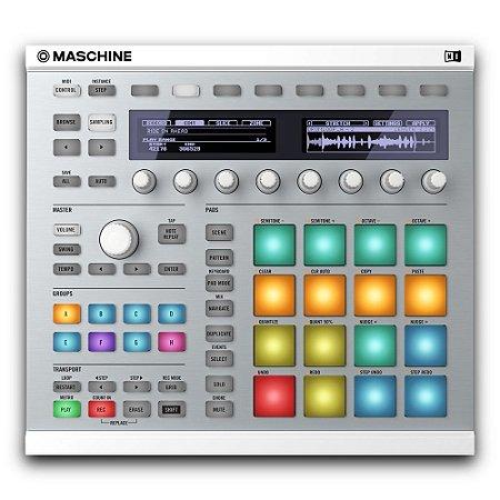 Native Instruments Maschine Mk2 Groove Production - Branco