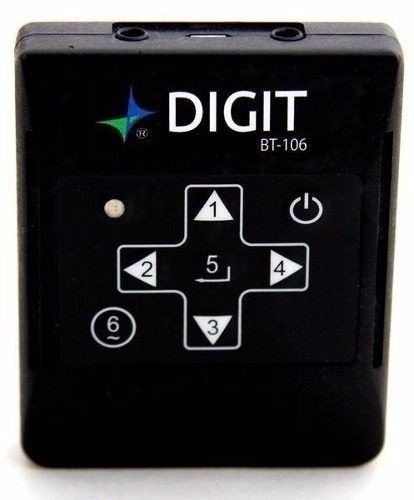 Airturn Handheld Remoto DIGIT BT106 Pc Ipad Android Funçao Avancar