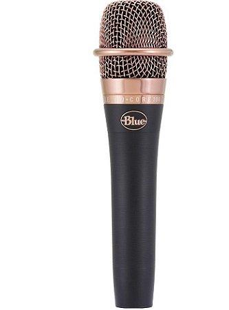 Microfone De Mão Dinâmico Profissional Blue Encore 200