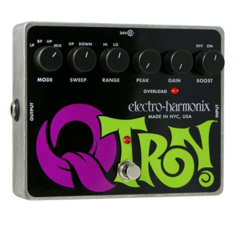 Pedal Para Guitarra Electro-harmonix Q-tron