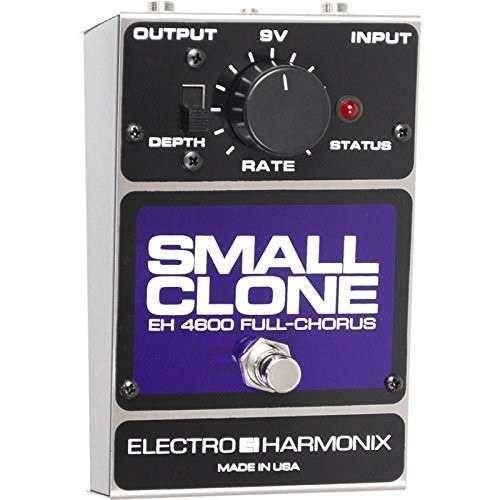 Pedal Para Guitarra Electro-harmonix Small Clone