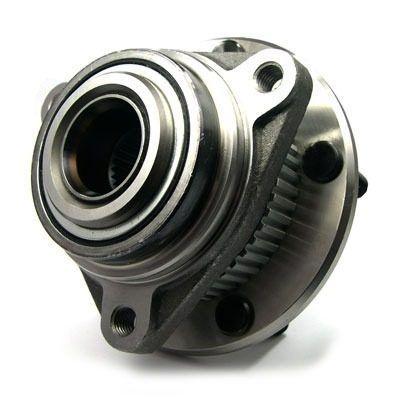 Cubo de Roda Dianteira C/Rolamento Blazer / S10 4X4 até 1998 - C/ABS - CR41