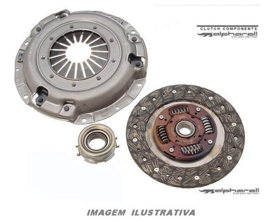 Kit Embreagem Peugeot 306 / 405 / Xantia / Berlingo -b01p258