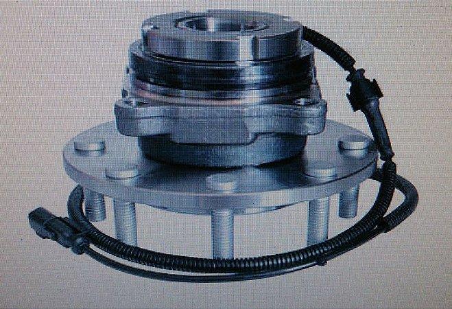 Cubo De Roda Dianteiro Com Rolamento Ford F4000 4x2 C/abs 2013 Em Diante - EC353B663AB