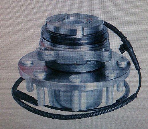 Cubo De Roda Dianteiro Com Rolamento Ford F4000 4x4 2013 Em Diante - C/abs - EC353B663BA