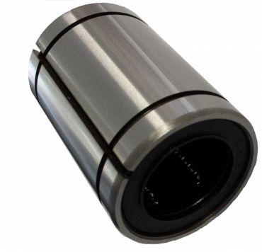 Rolamento Linear Ajustável Lme8uu-aj - 8x16x25mm