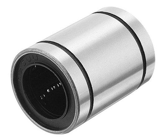 Rolamento Linear LM16UU - Medida 16X28X37mm