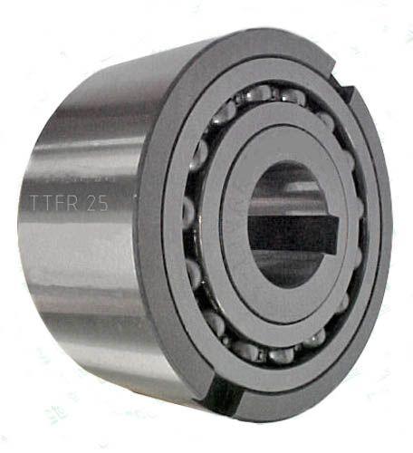 Rolamento Contra Recuo TTFR55 - Medida: 55X140X80mm