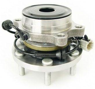 Cubo de Roda Dianteiro Nissan Frontier 4X2 2005 em Diante - C/ABS - Espanhola e Tailandesa -  CR174