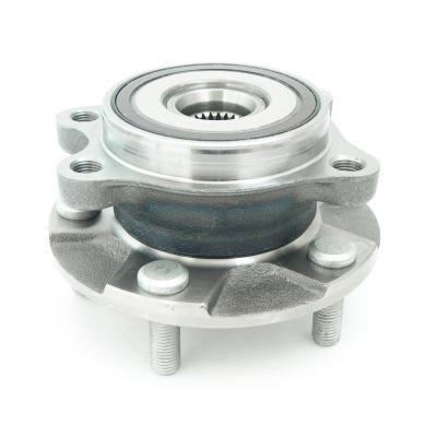 Cubo de Roda Dianteira C/ Rolamento Toyota RAV4 - 2005 / 2012 - ( Cambio Aut.) - ALPI18746