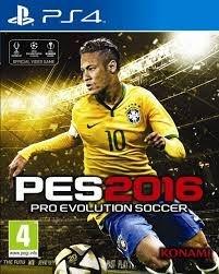 PES 2016 - Pro Evolution Soccer 2016 - PS4 - Pt-Br - Primária