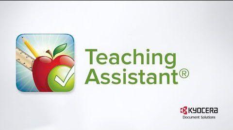 TEACHING ASSISTANT KYOCERA | SOLUÇÕES PARA EDUCAÇÃO