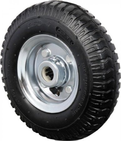 Roda pneumática 250x4