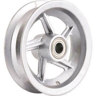 Aro em alumínio com rolamentos de esferas 6205