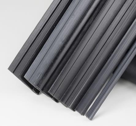 Juntas de dilatação em PVC