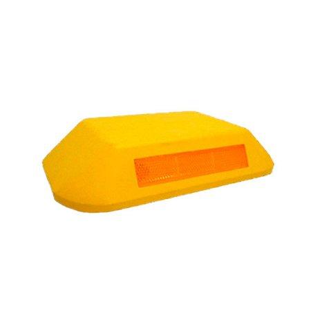Tachão Bidirecional Amarelo 25x15x5cm