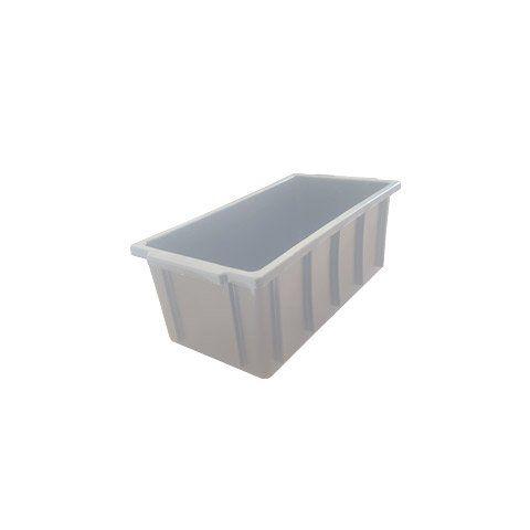 Caixa plástica 4 litros branca