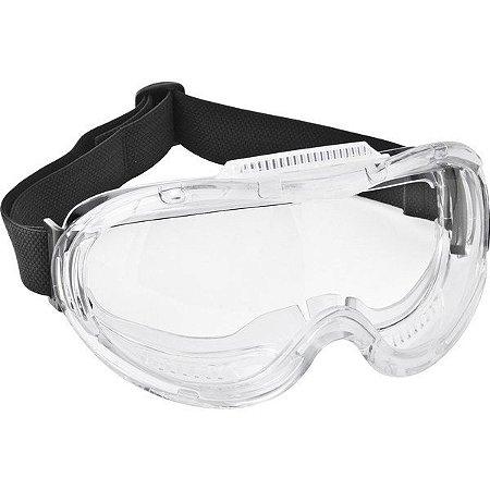 Óculos de segurança ampla visão Splash - Vonder